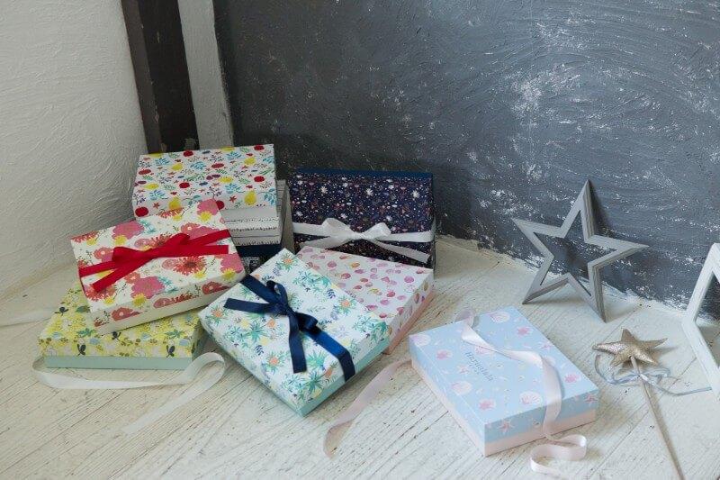 出産祝いギフトボックス