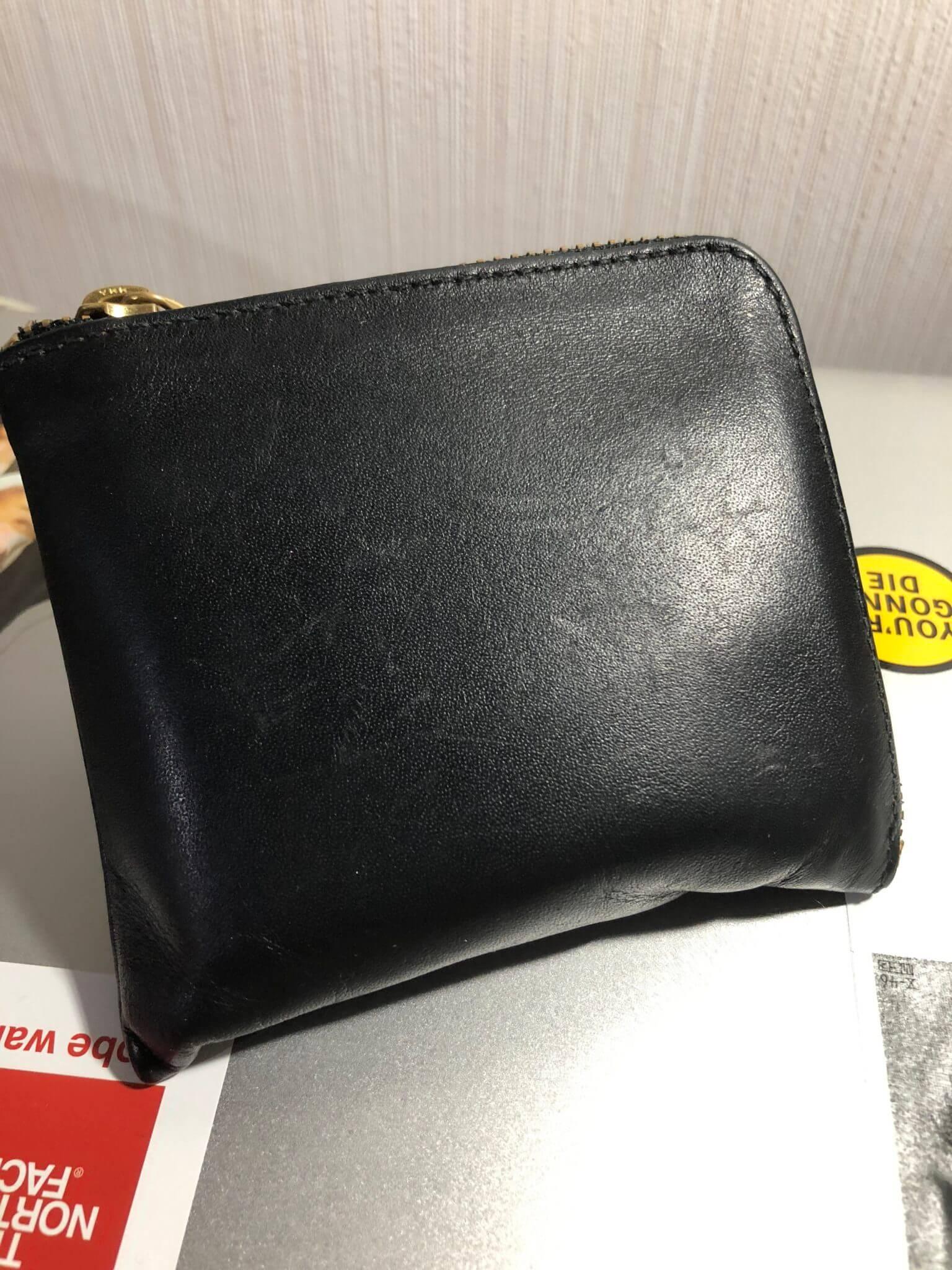 コムデギャルソンのミニ財布
