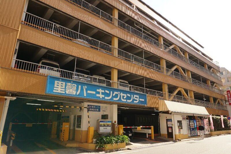 博多提携駐車場|里馨(りか)パーキングセンター