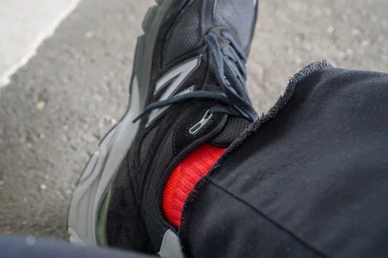 スニカーにおすすめの靴下