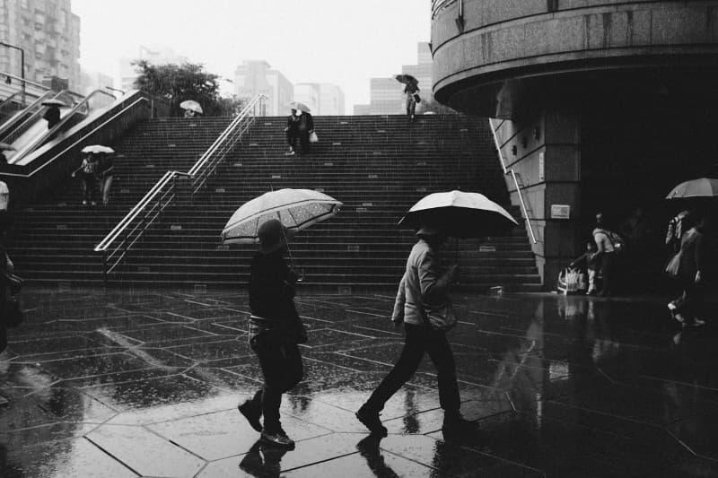 雨の日こその足元を楽しむ