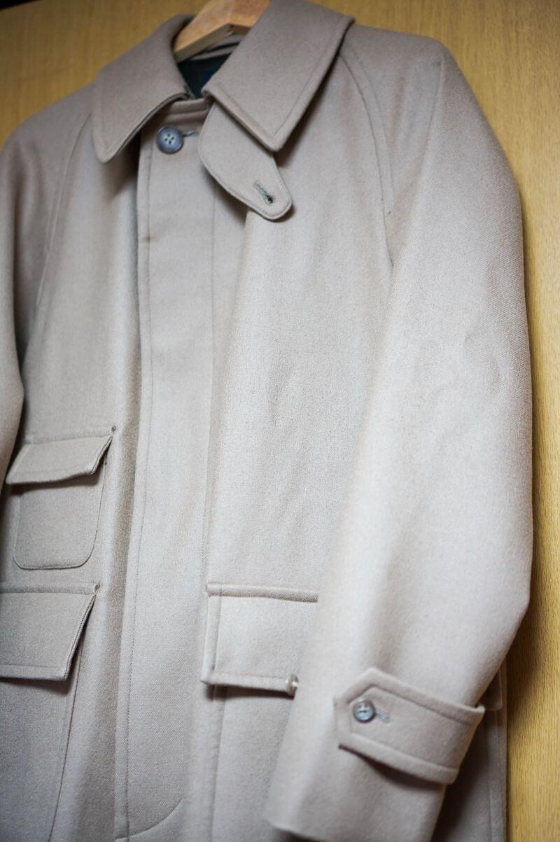 キレイナで仕上げたコート