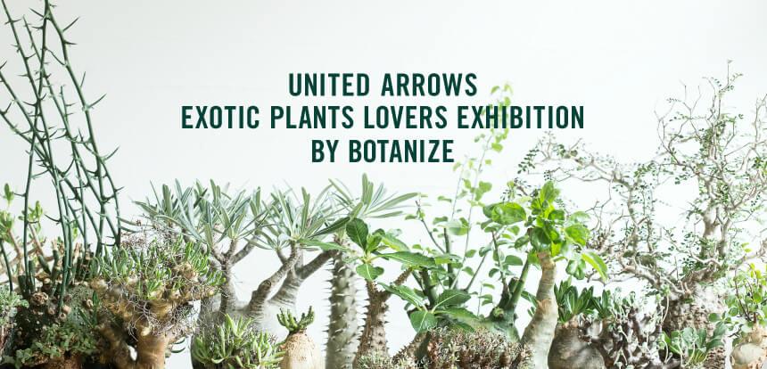 植物のイベント