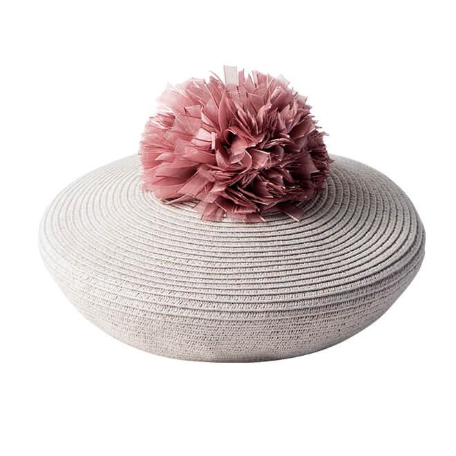 赤ちゃんのおしゃれな帽子