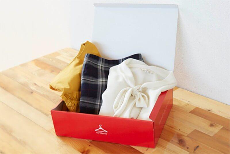 エアクロ商品ボックス