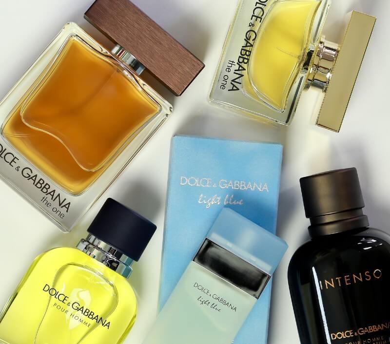 香水の種類と特徴