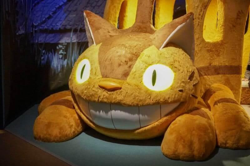 ジブリの大博覧会福岡のネコバス